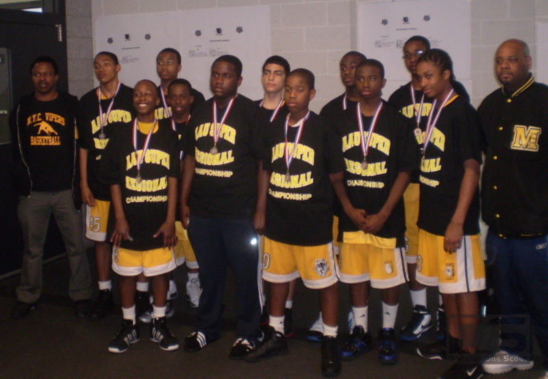 New York City Vipers 14U And The AAU Super Regional Championship